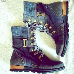 Sorel used boots